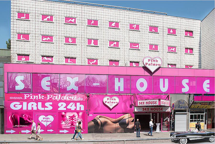 Hamburg sex haus